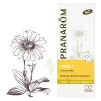 PRANAROM Huile de macération bio Arnica 50ml
