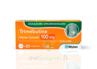 Trimebutine Mylan Conseil 100 Mg, Comprimé à MURET