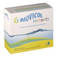 MOVICOL ENFANTS, poudre pour solution buvable en sachet-dose à MURET