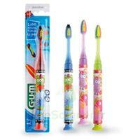 GUM TIMER LIGHT Brosse dents 7-9ans à MURET