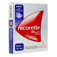Nicoretteskin 25 mg/16 h Dispositif transdermique B/28 à MURET