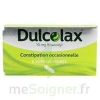 DULCOLAX 10 mg, suppositoire à MURET