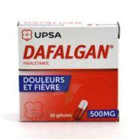 DAFALGAN 500 mg Gélules 2plq/8 (16) à MURET