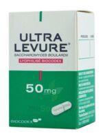 ULTRA-LEVURE 50 mg Gélules Fl/50 à MURET