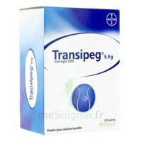 TRANSIPEG 5,9g Poudre solution buvable en sachet 20 Sachets à MURET