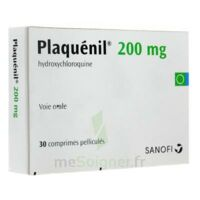 PLAQUENIL 200 mg, comprimé pelliculé à MURET