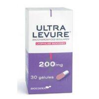 Ultra-levure 200 Mg Gélules Fl/30 à MURET