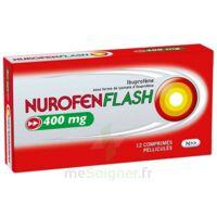 Nurofenflash 400 Mg Comprimés Pelliculés Plq/12 à MURET