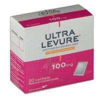 ULTRA-LEVURE 100 mg Poudre pour suspension buvable en sachet B/20 à MURET