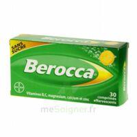 Berocca Comprimés effervescents sans sucre T/30 à MURET