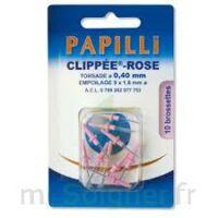 PAPILLI - CLIPPEE, rose, sachet 10 à MURET