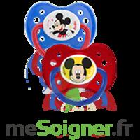 Dodie Disney Sucette anatomique silicone +6mois Mickey Lot/2 à MURET