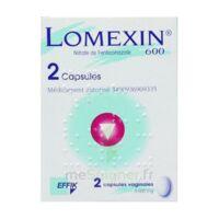 Lomexin 600 Mg Caps Molle Vaginale Plq/2 à MURET