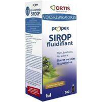 Ortis Propex Sirop fluidifiant 200ml à MURET