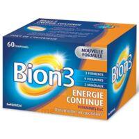 Bion 3 Energie Continue Comprimés B/60 à MURET
