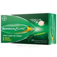 Beroccaboost Comprimés Effervescents B/20 à MURET