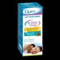 Quies Bi-Pack 2 Sprays buccal et nasale anti-ronflement à MURET