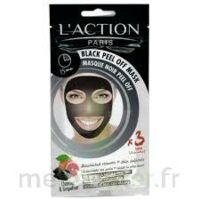 L'action Masque Au Charbon à MURET