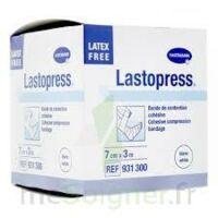 Lastopress Bande cohésive contention, blanc, 10 cm x 3,5 m à MURET
