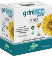 Grintuss Adulte Comprimé toux sèche et grasse B/20 à MURET