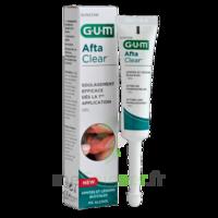 Gum Aftaclear Gel aphtes lésions buccales 10ml à MURET