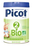 Picot 2 Bio Lait en poudre 800g à MURET