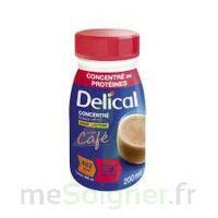 DELICAL BOISSON HP HC CONCENTREE Nutriment café 4Bouteilles/200ml à MURET