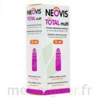 NEOVIS TOTAL MULTI S ophtalmique lubrifiante pour instillation oculaire Fl/15ml à MURET