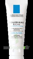 Toleriane Crème riche peau intolérante sèche 40ml à MURET