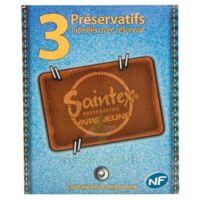 Estipharm - Saintex 3 préservatifs