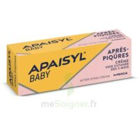 Apaisyl Baby Crème irritations picotements 30ml à MURET