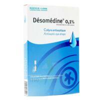 DESOMEDINE 0,1 % Collyre sol 10Fl/0,6ml à MURET