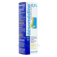 DESOMEDINE 0,1 % S pulv nas en flacon Spray/10ml à MURET