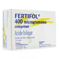 Fertifol 400 µg Cpr Plq/90 à MURET