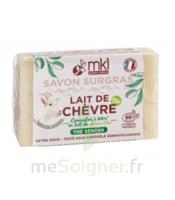 Mkl Savon Lait De Chèvre Bio Thé Sencha 100g à MURET