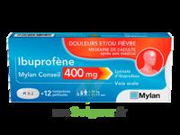 IBUPROFENE MYLAN CONSEIL 400MG, comprimés pelliculés à MURET