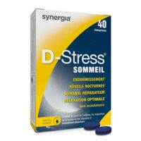 D-stress Sommeil Comprimés B/40 à MURET
