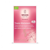 "Weleda Tisane Allaitement ""Fruits rouges"" 2x20g à MURET"