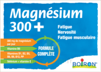 Boiron Magnésium 300+ Comprimés B/80 à MURET