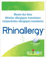 Boiron Rhinallergy Comprimés B/40 à MURET