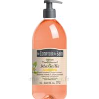 Savon De Marseille Liquide Fleur D'oranger 1l à MURET