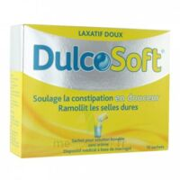 Dulcosoft Poudre pour solution buvable 10 Sachets/10g à MURET