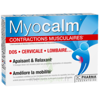 Myocalm Comprimés Contractions Musculaires B/30 à MURET