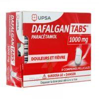Dafalgantabs 1 G Cpr Pell Plq/8 à MURET