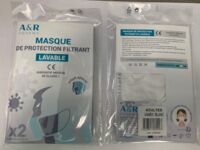Masque De Protection Filtrant Lavable Adulte B/2 à MURET