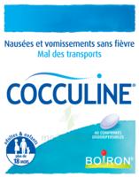 Boiron Cocculine Comprimés orodispersibles B/40 à MURET